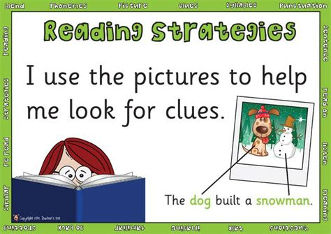 teaching inference ks1 s pet displays 187 editable reading strategy posters