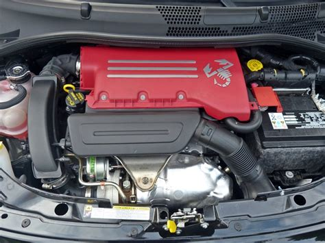 Fiat 500 Abarth Engine by 500 Abarth Engine Picture Courtesy Michael Karesh The