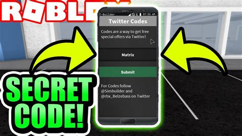 Some codes so you can chill and listen to music. *SECRET* MY SPECIAL CODE in ROBLOX Vehicle Simuator! (...   Doovi