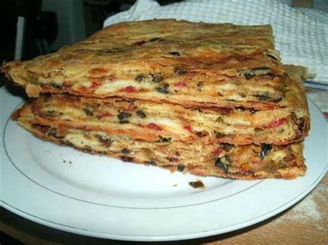 msemmen farcis aux poivrons choumicha cuisine marocaine choumicha recettes marocaines de