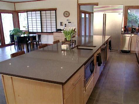 kitchen island with seating for 5 vibe inspires kitchen hgtv