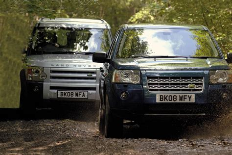 land rover discovery   land rover freelander  auto