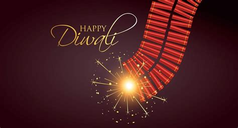 happpy diwali wishes crackers wala hd wallpaper