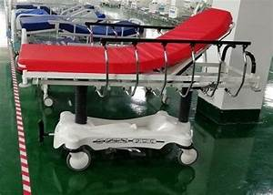 Red, Color, Abs, Luxury, Stretcher, Hospital, Emergency, Bed, Easy, To, Clean