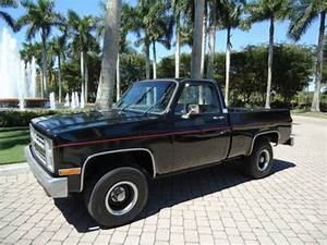 Find Used   No Reserve   1985 Chevy K10 Short Bed 4x4 V8 5