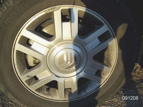 Used 2004 Mercury Sable Wheels Sable Wheel Part 221123
