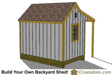 8x12 colonial shed with porch garden shed shed with porch