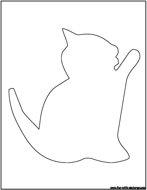 animal outlines coloring pages  printable colouring