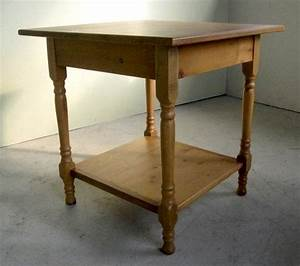 large square game table from old pine farmhouse side With large square pine coffee table