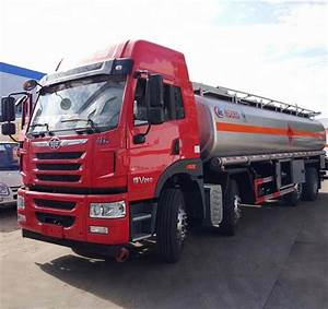 8 4 336hp 35cbm Diesel Oil Mobile Tanker Truck Aircraft