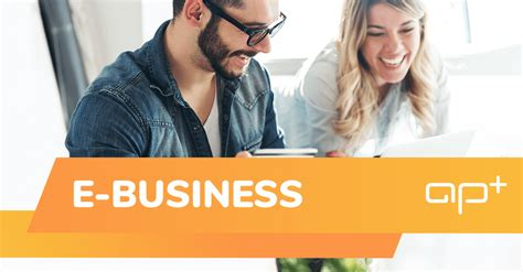 E-Business with the APplus ERP system