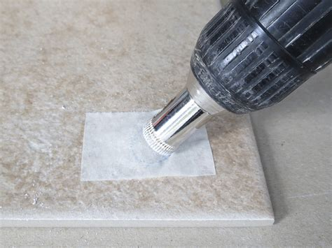 Drilling Small Holes In Porcelain Tile by Drilling Into Porcelain Tiles