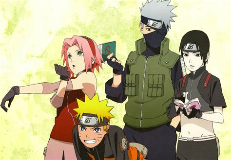 Anime Team Wallpapers - team 7 wallpapers 62 images