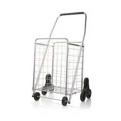 Kitchen Carts Home Depot by Folding Cart With Stair Climbing Wheel Technology
