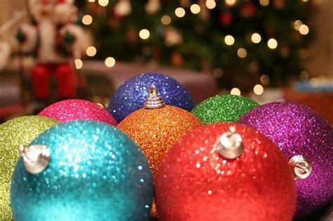 amazing  colorful christmas balls ornaments
