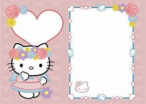 Hello Kitty Frames Png | www.pixshark.com - Images ...