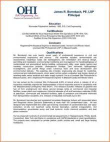 qualification statement on resume 6 statement of qualifications sle registration statement 2017