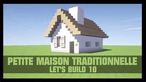 Comment Faire Une Maison : tuto comment construire une petite maison dans minecraft ~ Dallasstarsshop.com Idées de Décoration