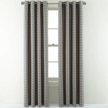 Jcpenney Studio Curtain Rods by Tops Studios And Curtain Panels On