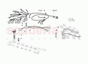 Lamborghini Murcielago Lp670 System Ignition Parts