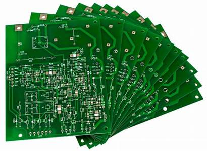 Pcb Circuit Board Printed Assembly Soldermask Sided