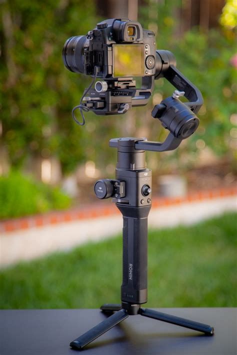 dji ronin  hands  review     king