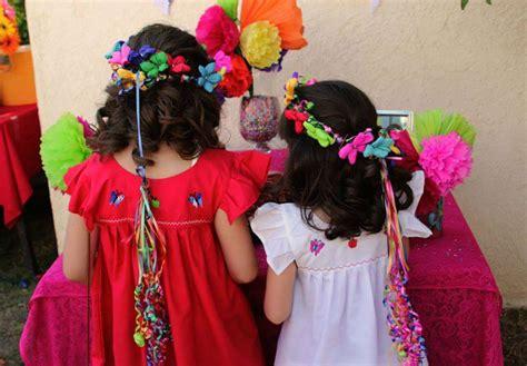 mexican fiesta bridalwedding shower party ideas photo