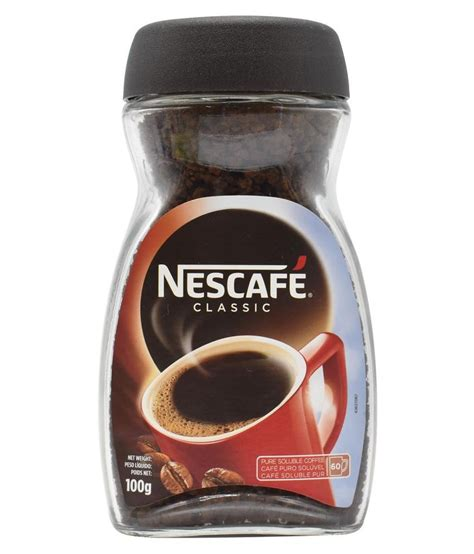 The product is marketed in the main supermarkets in three different roasting intensities: Nescafe Coffee Beans 100 gm: Buy Nescafe Coffee Beans 100 gm at Best Prices in India - Snapdeal