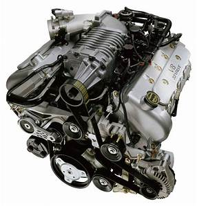2002 Ford Mustang Svt Cobra 4 6l V8 Supercharged Engine   Pic    Image