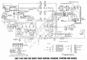 1965 Ford Econoline E100 Pickup Wiring Diagram