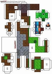 Paper Minecraft Homeminecraft