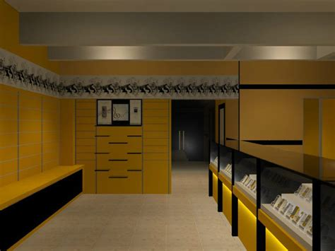 mobile shop interior design commercial shop johor