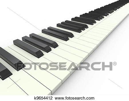 clip art   piano keyboard  search clipart