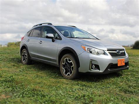 How The Subaru Crosstrek Handles Off-road