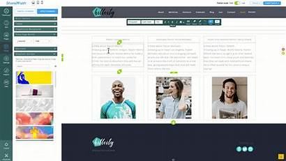 Church Website Sharefaith Drop Websites Drag Building