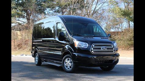 custom ford transit  sherrod conversion van youtube