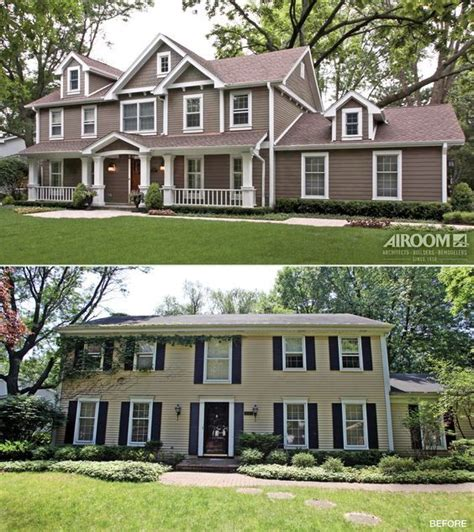 best 25 exterior makeover ideas on home