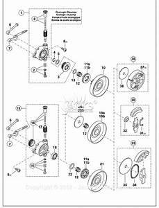 32 Makita Chainsaw Parts Diagram
