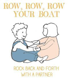 Row Your Boat Second Verse by Nursery Rhyme Coloring One Two Buckle My Shoe Free