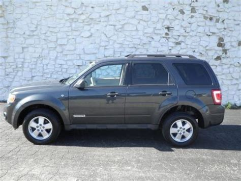 sell   ford escape xlt   haver