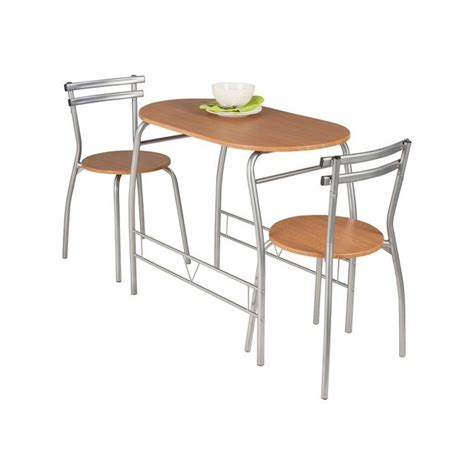 buy home vegas oak effect dining table 2 chairs at argos