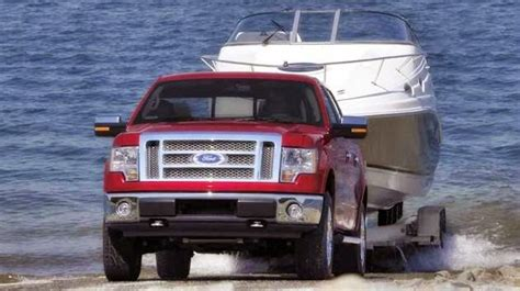 ford  stx towing capacity ford car review