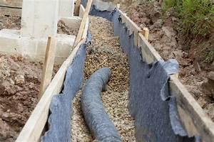 Comment Faire Un Drainage : drainage maison comment faire quels sont les prix et ~ Farleysfitness.com Idées de Décoration