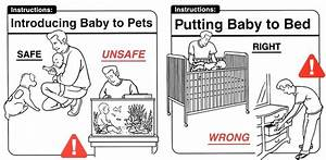 The Right And Wrong Way Instruction Manual For New Parents
