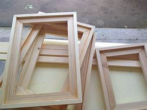 DIY How To Build Wood Picture Frame Plans Free