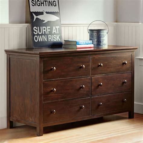 Wide Dresser by Stuff Your Stuff Wide Dresser Pbteen