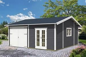 Doppelgarage Aus Holz : garage skanholz mora 2 doppelgarage 45 mm holzgarage bausatz garagen aus holz g nstig ~ Sanjose-hotels-ca.com Haus und Dekorationen