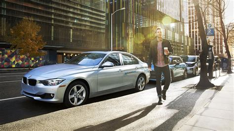Bmw Debuts Ridehailing Service In Seattle Axios