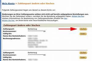 Amazon Auf Rechnung Bestellen Wie Geht Das : kontonummer ndern bei amazon so geht 39 s ~ Themetempest.com Abrechnung