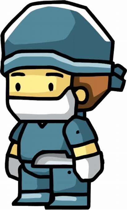 Surgeon Scribblenauts Plastic Wikia Pig Transparent Pnglib